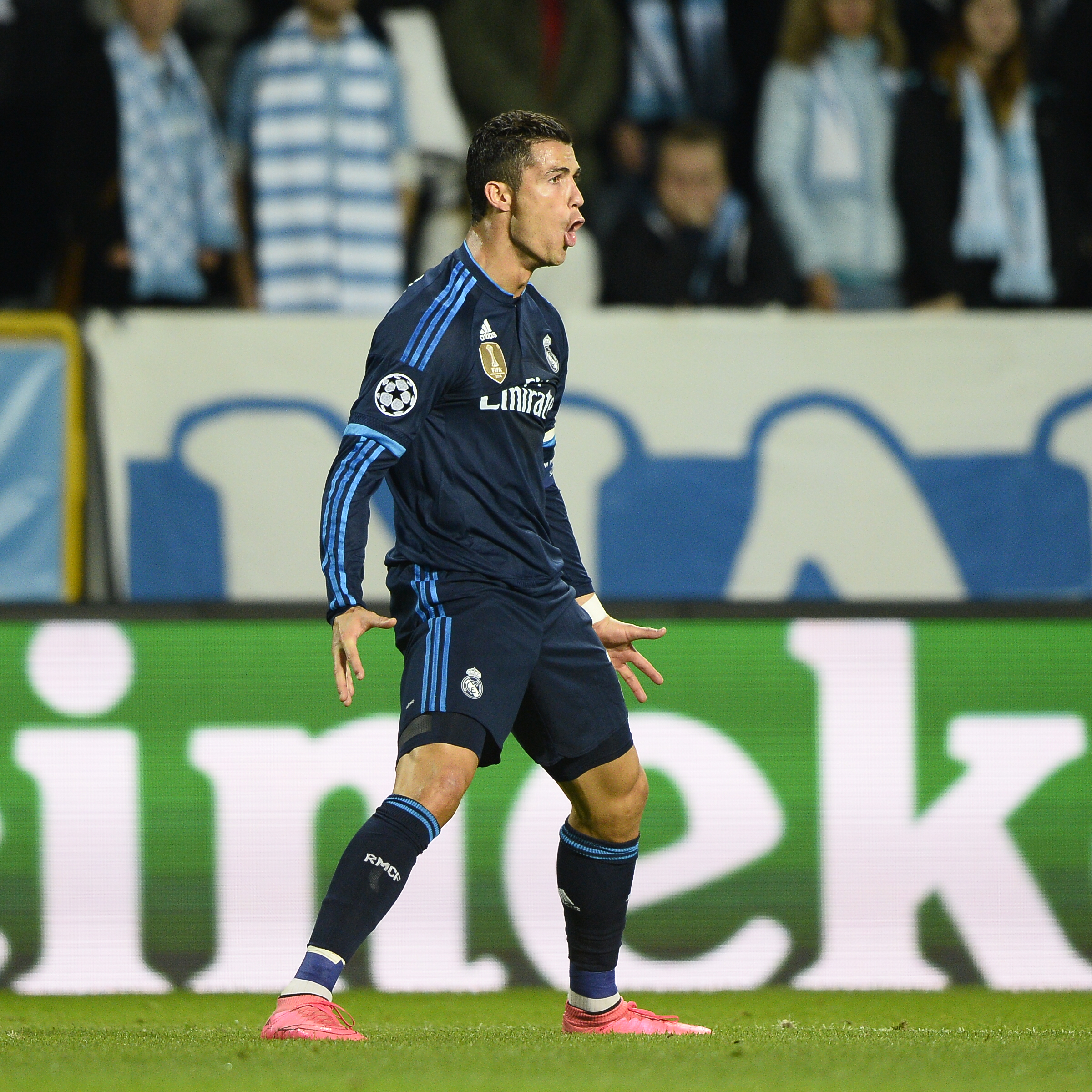 Cristiano Ronaldo é o melhor marcador da história do Real Madrid. » fcdf5a48e470d